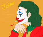Joker by kimjasu