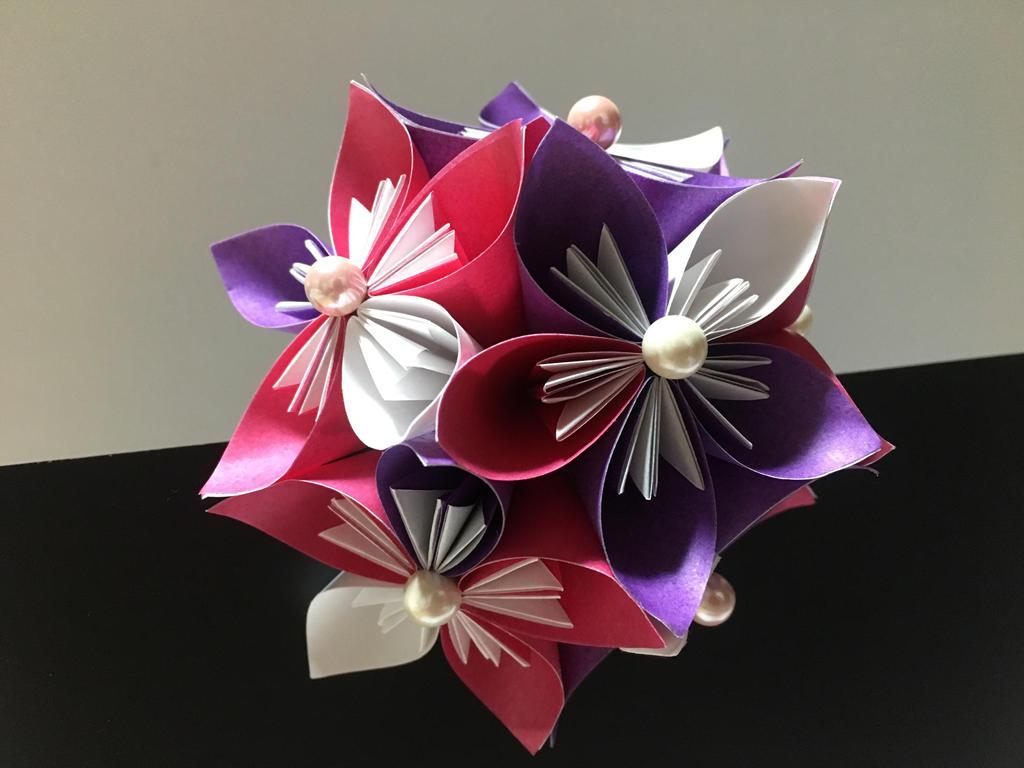 Flower Ball Bouquet by PastelPandaKozashine on DeviantArt