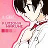 Host Club Icon- Fujioka Haruhi by ChinJin