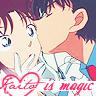 Kaito Kid Icon- Kaito is Magic by ChinJin
