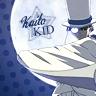 Kaito Kid Icon- Kaito KID by ChinJin