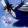 Detective Conan - Kaito Kid by ChinJin
