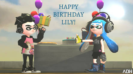 To Lily by ADN1412