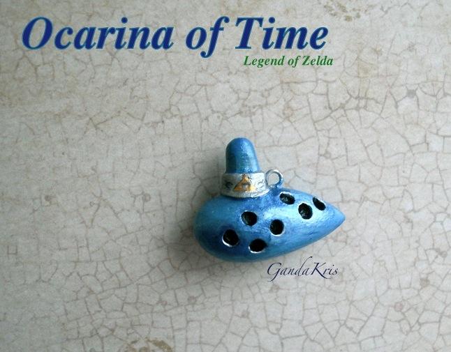 Ocarina of Time by GandaKris