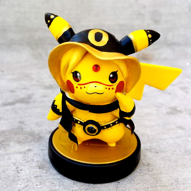 Jessica Nigri Pikachu Wallpaper