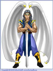 Angel Swordsman