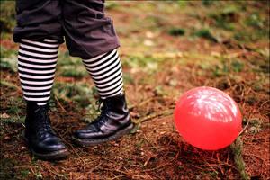 Ringelwadenluftballonbild by Suvelis