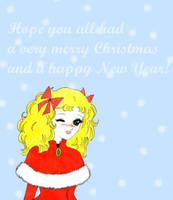 Christmas- by VeniceGirl by candyfans