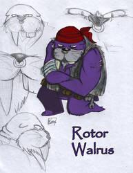 Rotor Ward