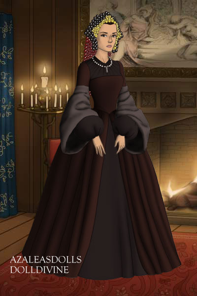 Lady Elizabeth Boleyn by AngelicaRose24