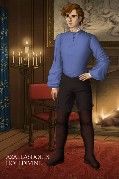 Henry Howard, Earl of Surrey by AngelicaRose24