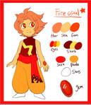 Fire Opal Ref