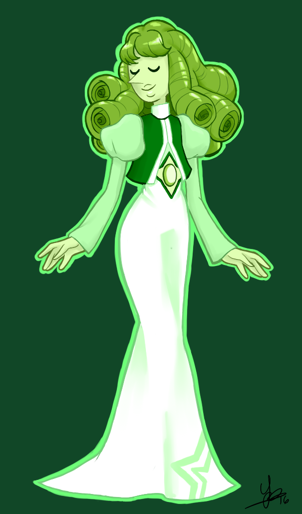 Green Pearl by SWAG-Daddy