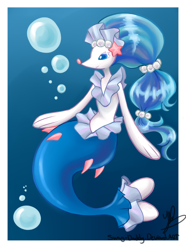 Primarina by SWAG-Daddy