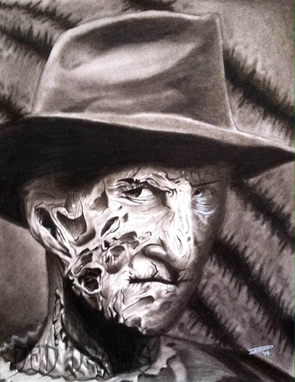 Freddy by DEDDraws