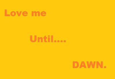 Dawn by Teen-Arthur
