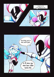Laserbullet by TheFerbguy
