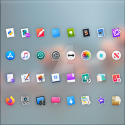Os Catalina Icons
