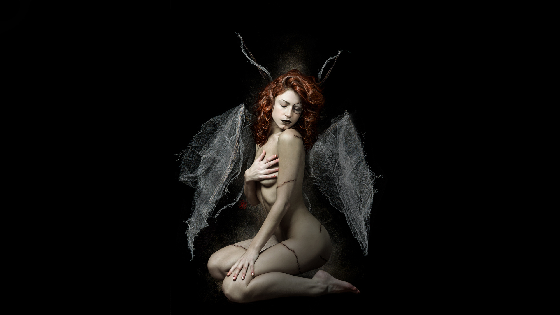 Rag Doll Fairy by Satansgranny