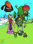 The Adventure of Zelda Time