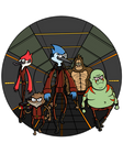 Guardians of the Regular Galaxy