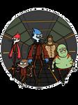 Guardians of the Regular Galaxy