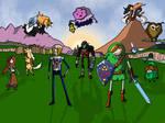The Legend of Zelda: Ocarina of Adventure Time