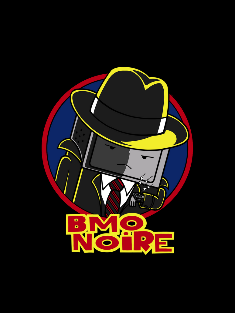 BMO Noire by Darkagnt210