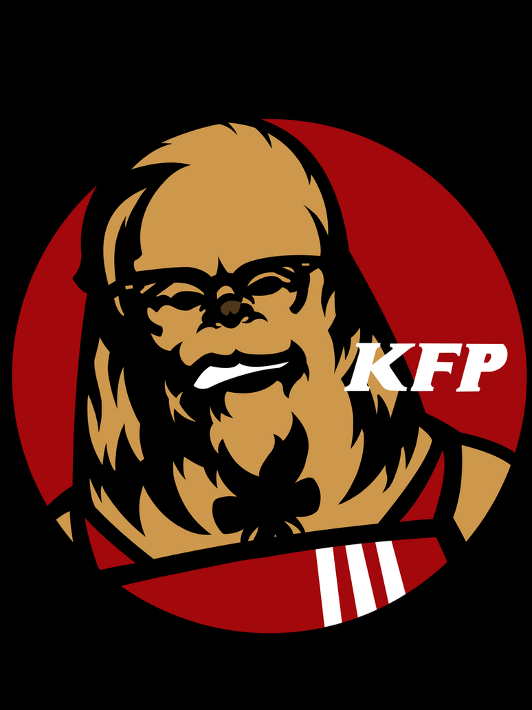 Kentucky Fried Porg by Darkagnt210