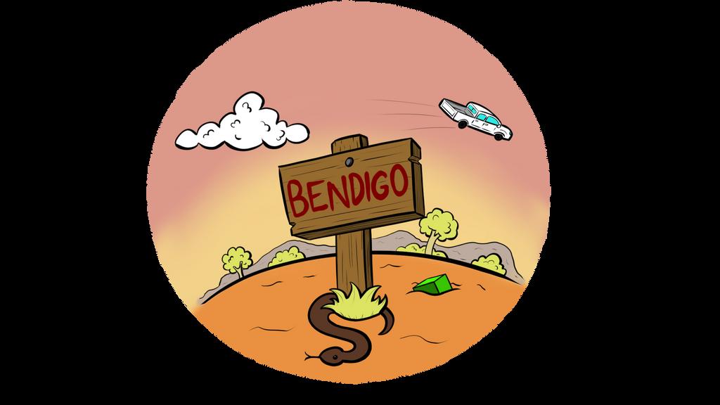 Bendigo by Darkagnt210