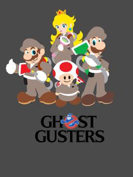 GhostGusters (Mario)
