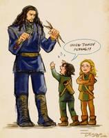 No More Archery! by Hadog