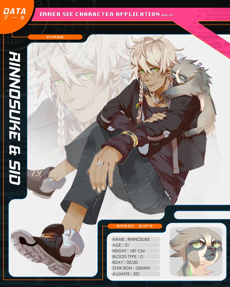 Immer Sie : Rinnosuke by KDeto
