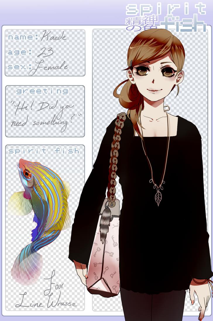 Spirit Fish  - Kaede by KDeto