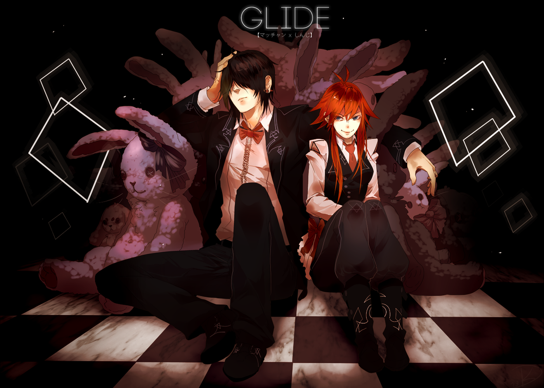 GLIDE by KDeto