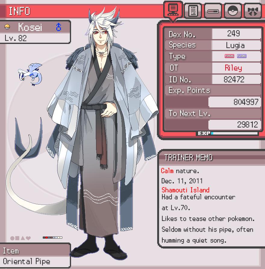 Poke-Host - Kosei by KDeto