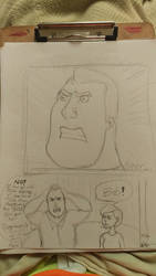 Synlet doodles page5 by AThousandLights