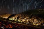 Star Trail by ammarAnbar