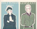 Holy Roman Empire and Germany Hetalia