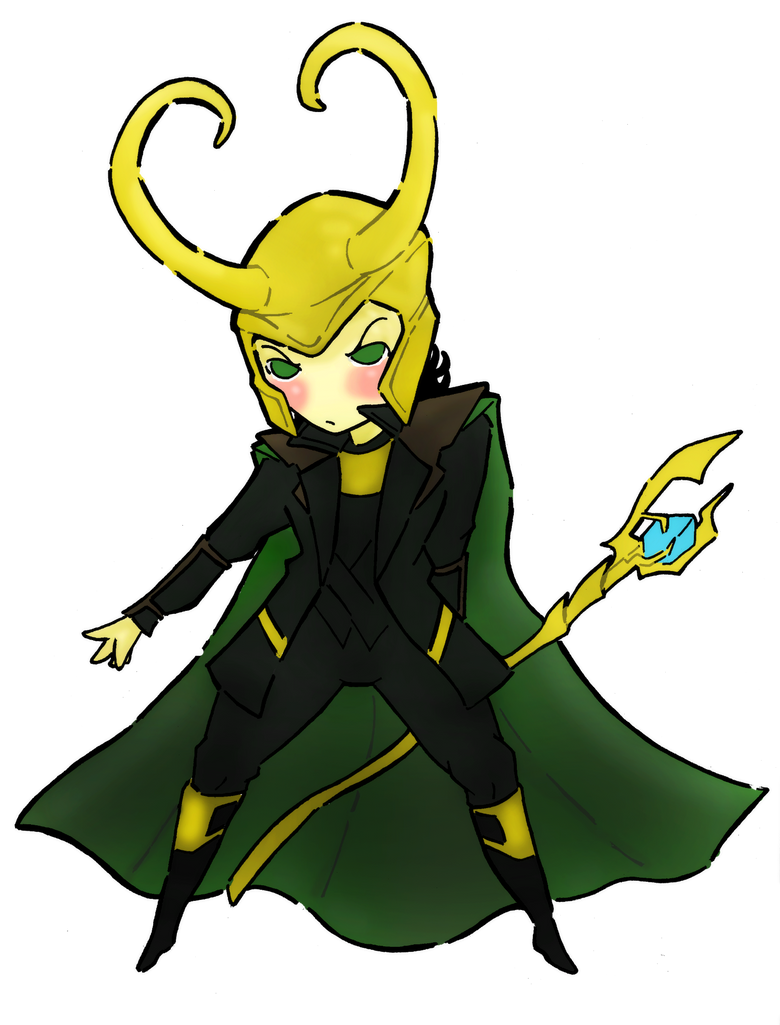 Loki by Happy-Bomber