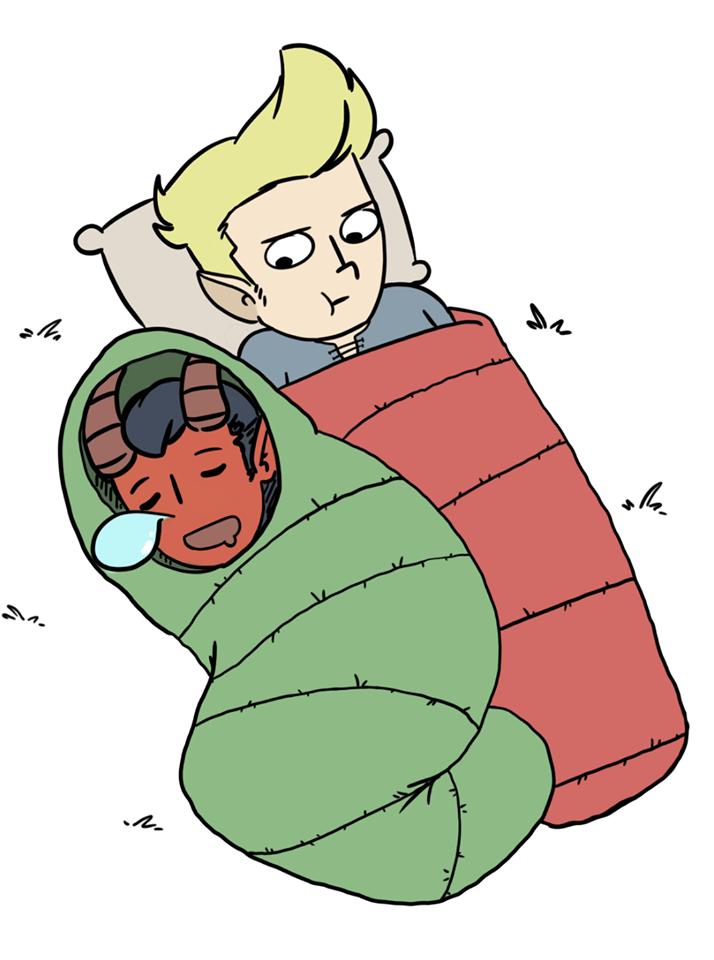 Too Comfortable by Smokeylove11