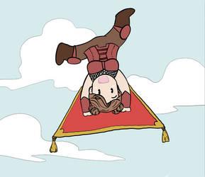 Flying Carpet by Smokeylove11