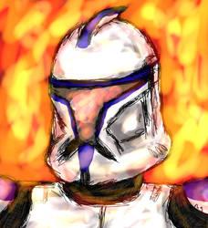 Torrent Company - Blaze of Glory by niner9