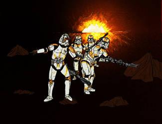 Finding Obi-Wan by niner9