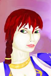 Jhoira of the Ghitu by niner9