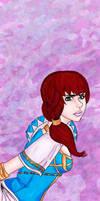 Jhoira, Ghitu Wizard by niner9