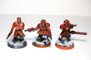 94th Valhalla - Lieutenants