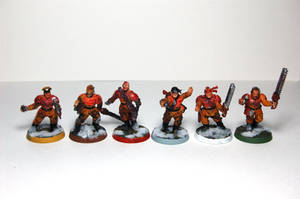 94th Valhalla - Sergeants
