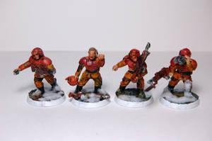 94th Valhalla - Troops 1