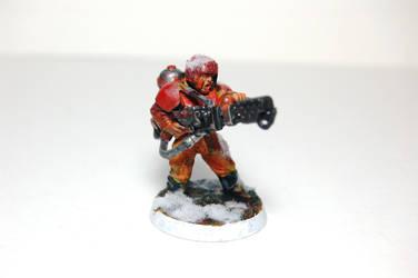 94th Valhalla - Die Maggots! by niner9